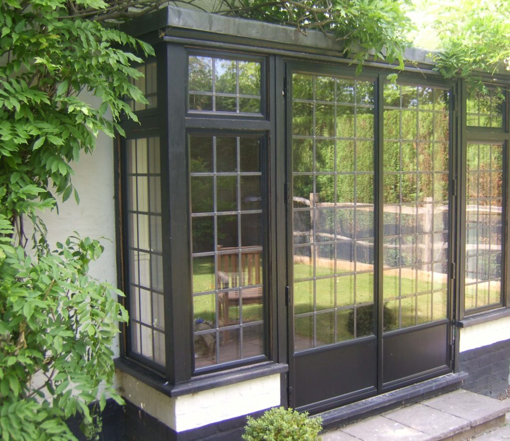 crittal style windows and doors