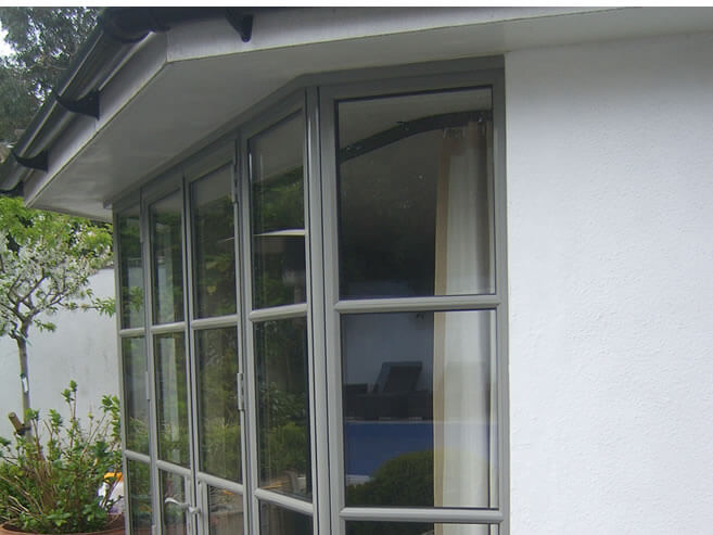 steel windows and doors uk