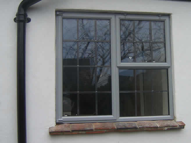 steel windows with welded pear drop hinges