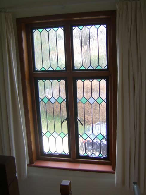 steel frame windows