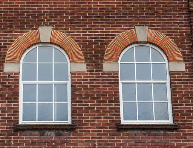haslemere hall ag210 window