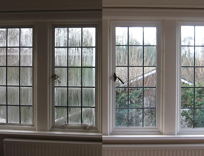 thermally broken steel windows