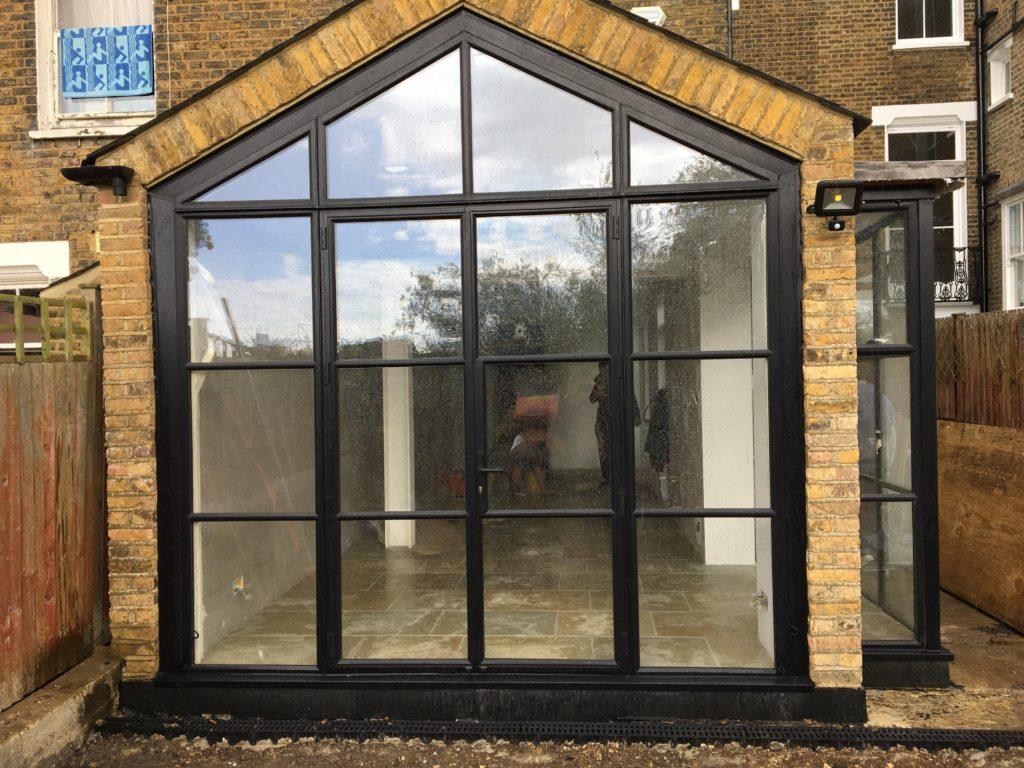 metal windows uk