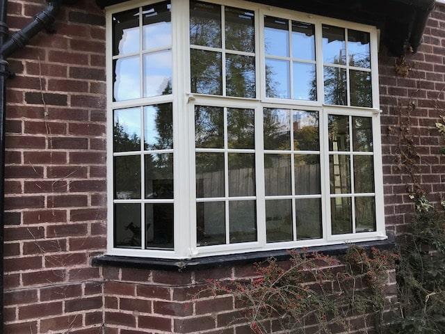 cottage pane thermally broken steel windows